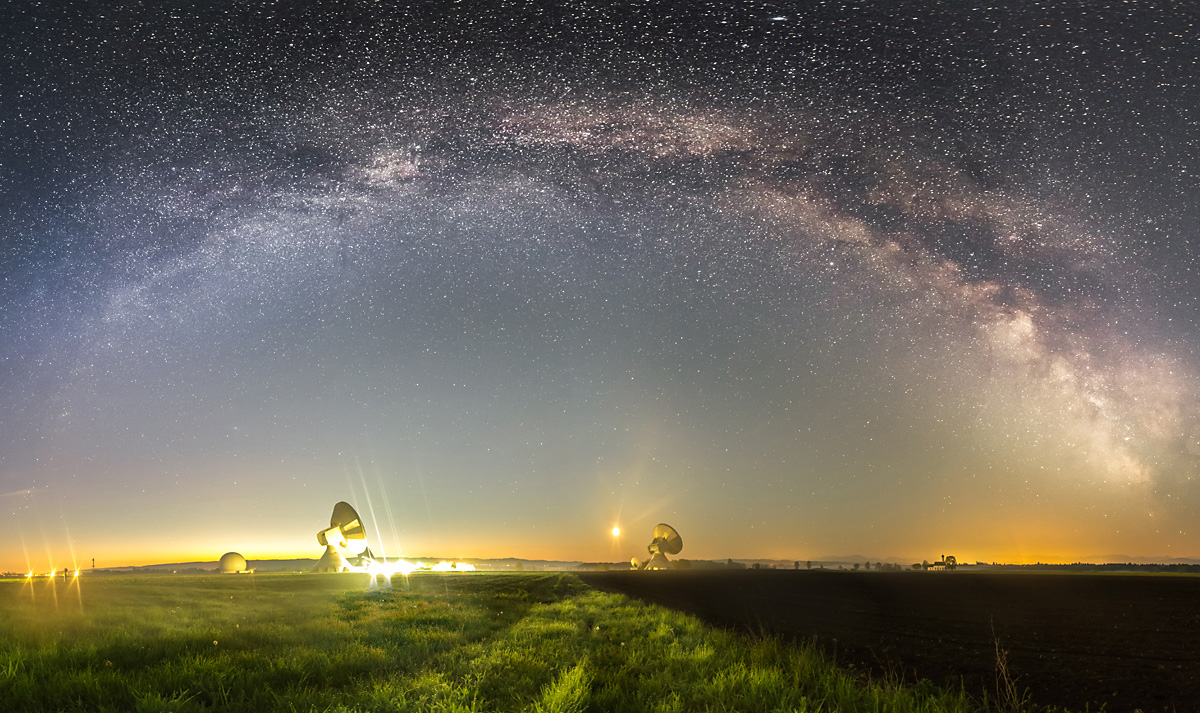 HD Collection »Milky Way« Footage Clips