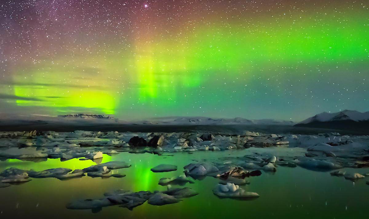 HD Collection »Northern Lights« Timelapse Video Footage Clips