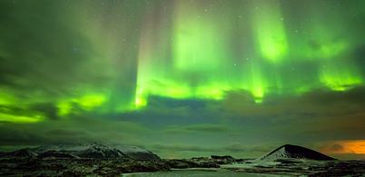 Time-Lapse Movie Northern Lights Timelapse Iceland - Lights In The Dark
