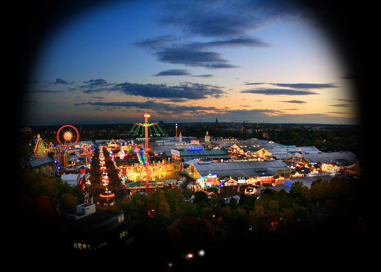 Time-Lapse Movie - Oktoberfest Munich