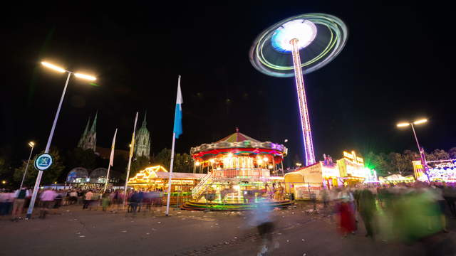 Fairground Ride Oktoberfest