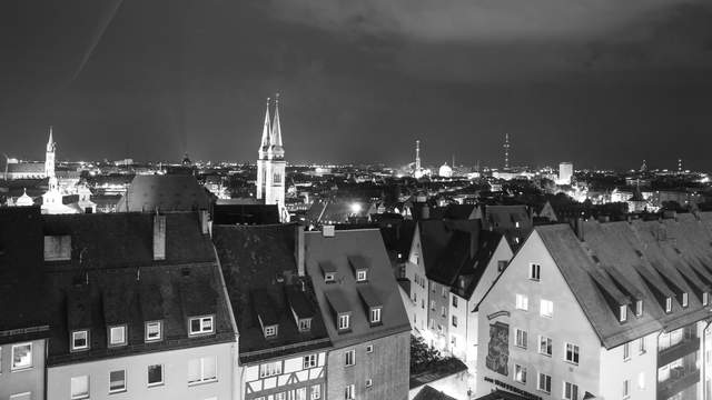 Free Nuremberg Time-Lapse Clip in 4K Ultra HD