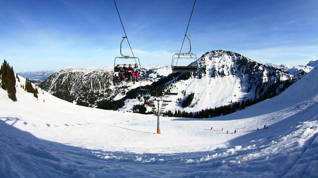 Ski Lift / Chairlift