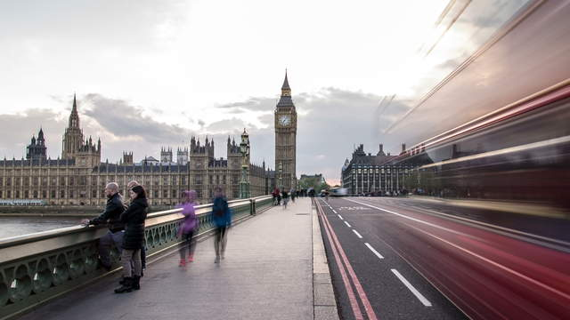 London - Big Ben 4K Hyperlapse Day-Night