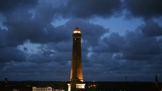Lighthouse on Borkum