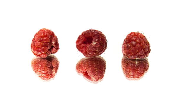 Raspberries 4K Footage
