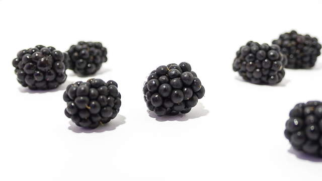 Blackberry Bramble Fruit