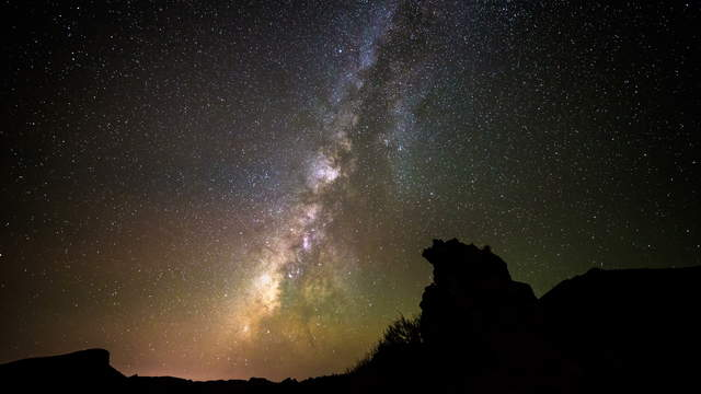 Milky Way 6K Tenerife