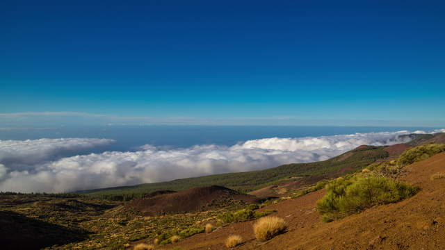 Tenerife Pan Sea of Clouds