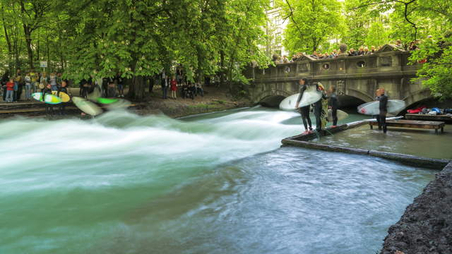 Ice Creek Surfers Munich