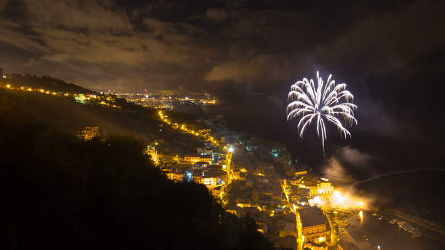 Sicily - New Year's Eve