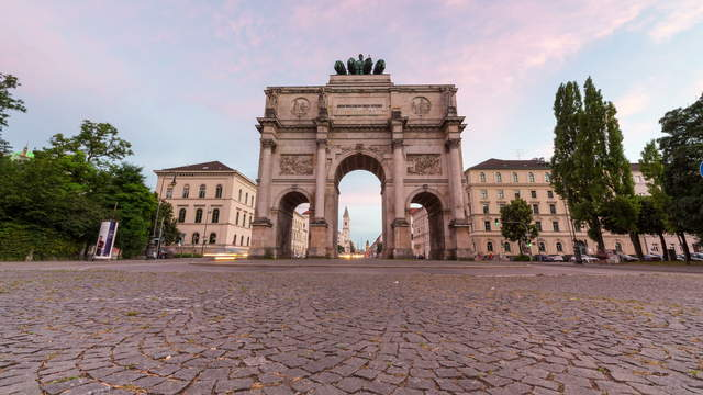 Arch of Victory Munich