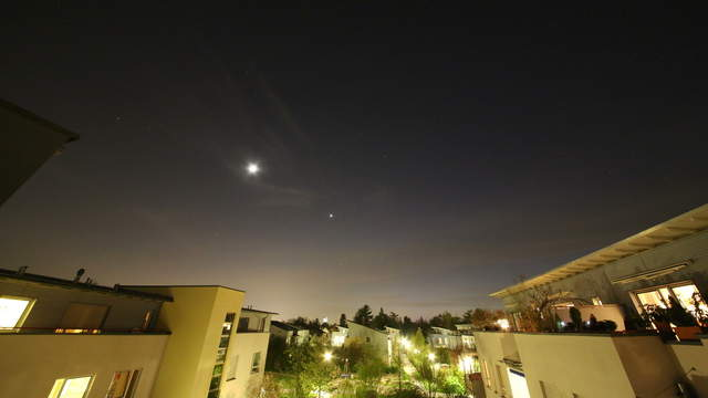 Moon Residential Area