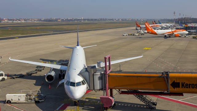 Airport Berlin Tegel