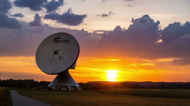 Sunset Ground Station